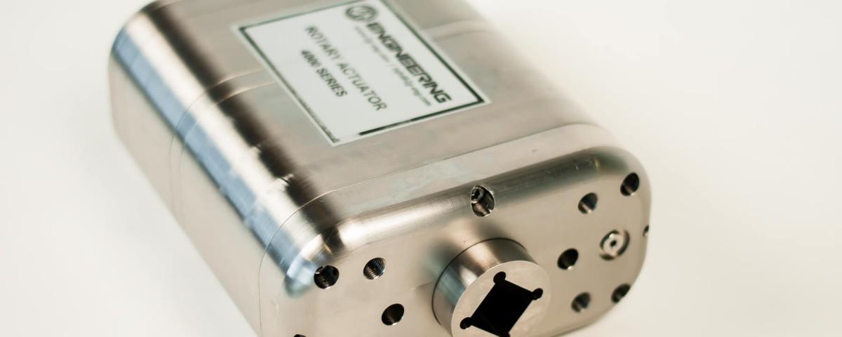 4000 Series Rotary Actuator