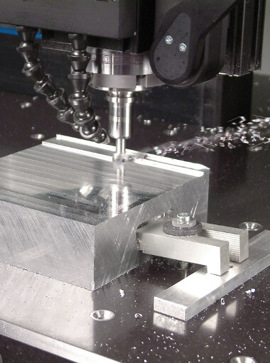 Vertical/Horizontal Milling